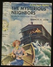 Kay Tracey: The Mysterious Neighbors HB/DJ 1st Thus