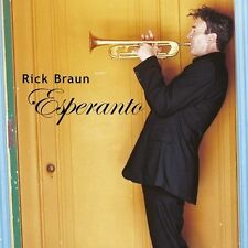 Rick Braun - Esperanto [CD New] Smooth Jazz - Free Shipping!