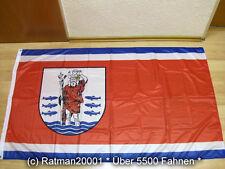 Fahnen Flagge Kappeln Schleswig Holstein Digitaldruck - 90 x 150 cm