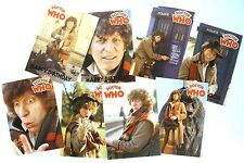Doctor Who Greeting & Birthday Card with Envelope- Set of 18- Vintage!! (DWMI18)