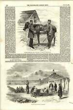 1855 New Castle Hospital Balaklava Late Col Yea