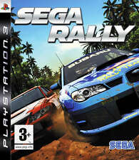 Sega Rally PS3 * En Excelente Estado *