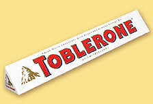 Toblerone White Chocolate 100g X 2 Pcs (Limited Edition)