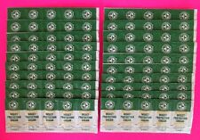 Lot of 100 Insect Protection Cream Packets Survival Prepper Bug Out Bags