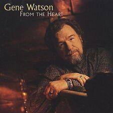 Gene Watson : From the Heart CD (2001)