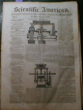 Stone Cutting Machine 1849 Shipbuilding Ship Building