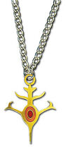 Tales of Symphonia Presea's Ex-Sphere Necklace Jewelry NEW