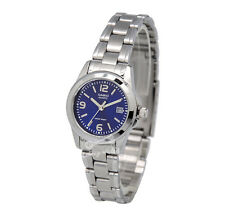 -Casio LTP1215A-2A Ladies' Metal Fashion Watch Brand New & 100% Authentic