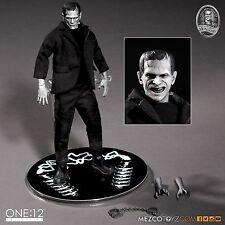 Universal Monstruos Frankenstein One:12 Escala Figura de acción colectiva