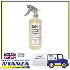 Poorboys Spray And Rinse Alloy Wheel Cleaner 32oz 946ml HIGHLY RATED CLEANER