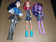 "2 My Little Pony Equestria Girls & 1 11"" doll"