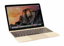 Apple MacBook MK4M2LL/A 12-Inch Laptop with Retina Display (Gold, 256 GB) New