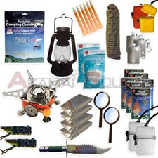 35pc Survival Kit Emergency Camping Gear Hiking Pack Doomsday Prep Package Tool