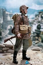 Dragon Dreams 1/6 WW II German Niels in scatola nuova DIVISIONE PANZER-DAS REICH 1943