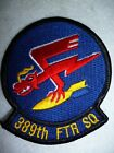 USAF Patch - 389th Fighter Squadron Patch