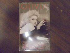 """NEW SEALED """"Olivia"""" Soul Kiss  Cassette Tape (G)"""