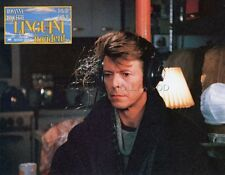 DAVID BOWIE THE LINGUINI INCIDENT 1991 VINTAGE LOBBY CARD #1