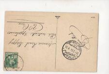 Porto Said Cairo TPO esteri mail 1913 TIMBRO POSTALE 259b