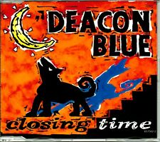 DEACON BLUE - CLOSING TIME - CD SINGLE