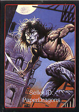 THE CROW: CITY OF ANGELS - Legends of the Crow Chase Card #4 - Val Mayerik