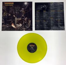 "Massive ""Destination Somewhere"" Ultra Limited HAND-SIGNED Yellow Vinyl"