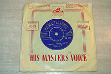 "Elvis Presley/My Baby Left Me/1956 HMV 7"" Single/Removable Centre/Gold Text"