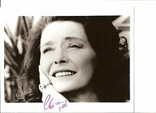 Patricia Neal Autographed 8x10 photo - Pose 1