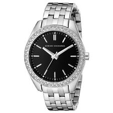 **NEW** LADIES ARMANI EXCHANGE AX DIAMOND CAPISTRANO WATCH - AX5509- RRP £139