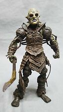 """Custom TOY BIZ Lord of the Rings RETURN of the KING GORBAG ORC 6"""" Figure LOTR"""