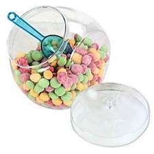 Sweet Jar with Lid – Plastic - 2.3L - Sweet Jars  - Candy Bar - Each