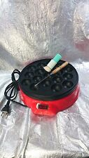 New TAKOYAKI Grill Pan Maker cooking plate stove machine Octopus ball JAPAN