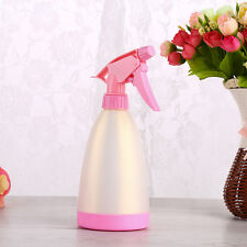 400ml Empty Hand Trigger Water Spray Plastic Bottle Cleaning Plant Gardening New