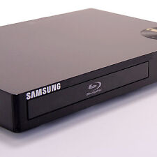 Samsung Smart Blu-ray Player BD-FM57C Built-in Wi-Fi Apps Streaming