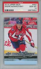 2014 Upper Deck Young Guns #467 Andre Burakovsky RC Gem Mint PSA 10