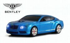 Bentley Continental GT Wireless Car Mouse (Blue) - Officially Licensed