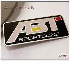 ABT SPORTS LINE Badge Emblem VW Volkswagen Golf Audi Q7 Q5 A5 TT Seat Skoda 1.2