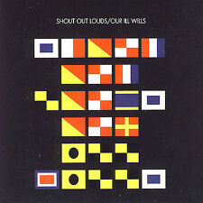 Our Ill Wills [Digipak] by Shout Out Louds (CD, Sep-2007, Merge) BRAND NEW