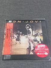 BON JOVI s/t JAPAN MINI LP CD JON SEALED