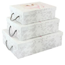 Wedding Loving Swans Large Keepsake Storage Boxes Anniversary Gift