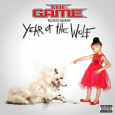 THE GAME - BLOOD MOON: YEAR OF THE WOLF (LIMITEDBOX SET) 2 CD NEW+