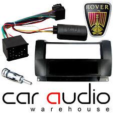 Rover 75 Single Din Car Radio Fascia Panel & Steering Wheel Interface CT24RO02