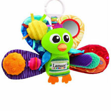New!- Peacock Baby Developmental Car hanging Bed bell Toy-HOt