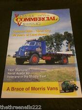 VINTAGE COMMERCIAL VEHICLES #102 - MORRIS VANS - JUNE 1998