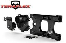 TeraFlex HD Hinged Carrier & Spare Tire Mounting Kit for 07-16 Jeep Wrangler JK