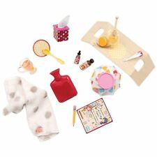 Our Generation Doll Under the Weather Care Accessory Set