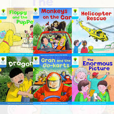 Oxford Reading Tree, Level 3 Decode and Develop, 6 Books Collection set New PB