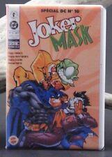Joker Mask Special #10 Comic Book Cover - Fridge / Locker Magnet. DC Batman