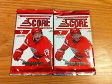 2x Lot 2012-13 Score Hockey 7-Card Pack Box Fresh Factory Sealed Torey Krug RC?