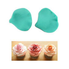 Silicone Veiner ROSE PETAL Sugarcraft Cake Decorating Fondant / Fimo Mold DIY CM