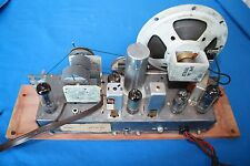 Chassis Only for Hallicrafters Model 6514 6515 &Truetone D-5806 Vintage AM Radio